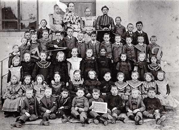 Schule 1906